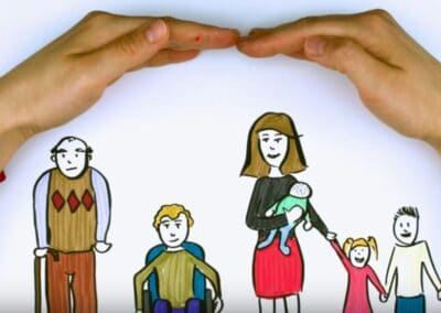 Animation for PAH – Ukraine in need